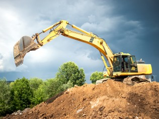 Local Septic Construction Equipment