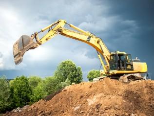 Local Septic Construction Equipment